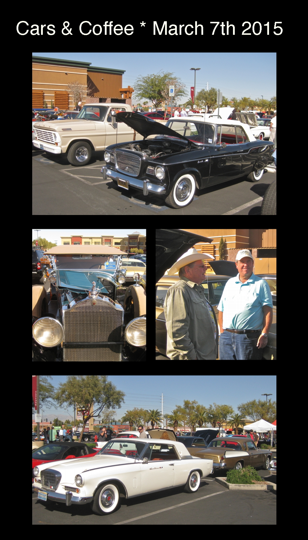 Cars and Coffee March 2015