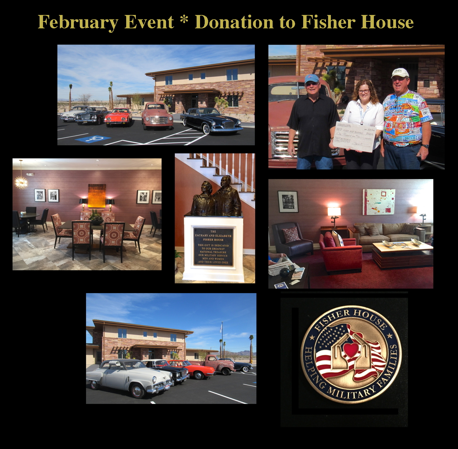Fisher House Event 2