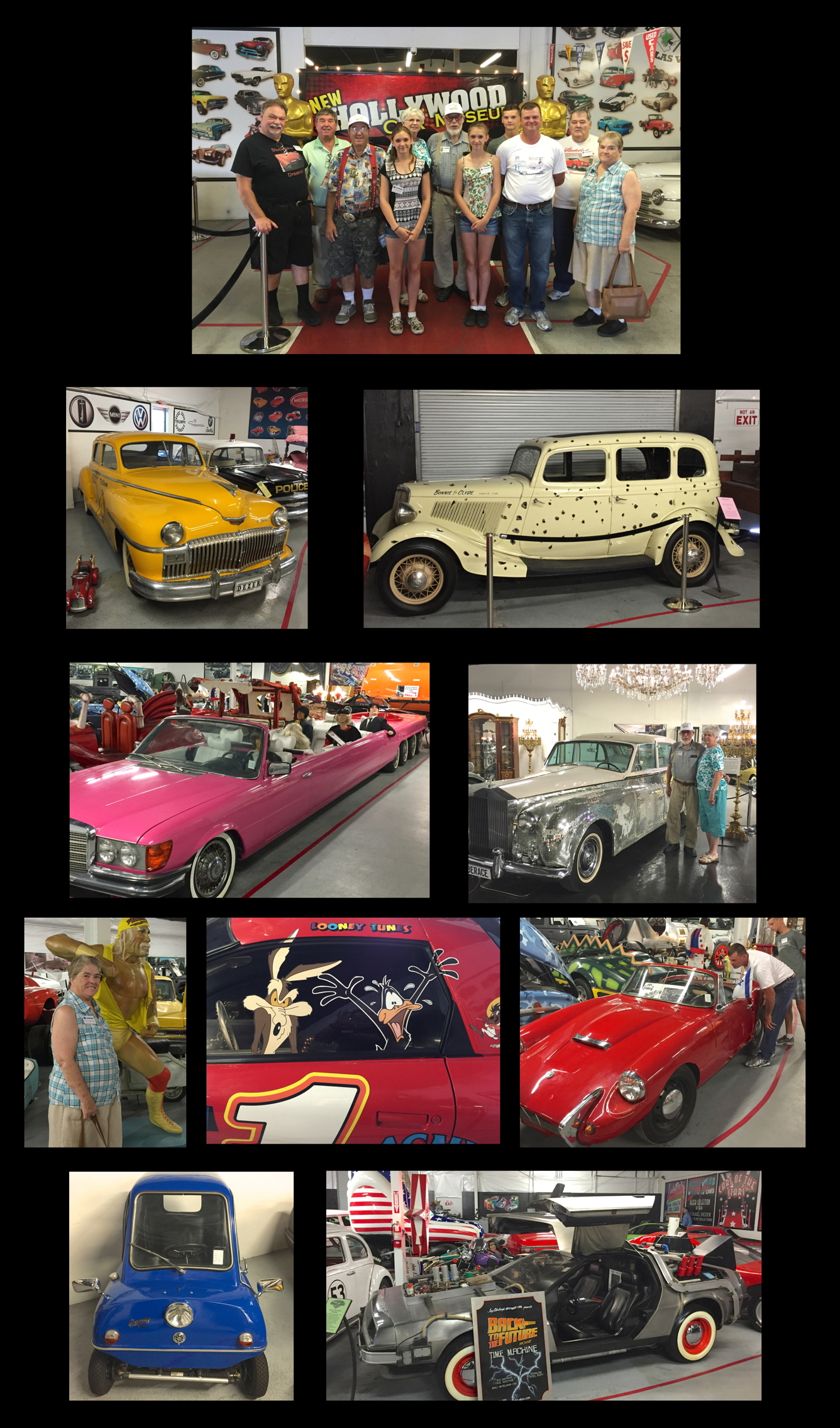 Hollyood Car museum