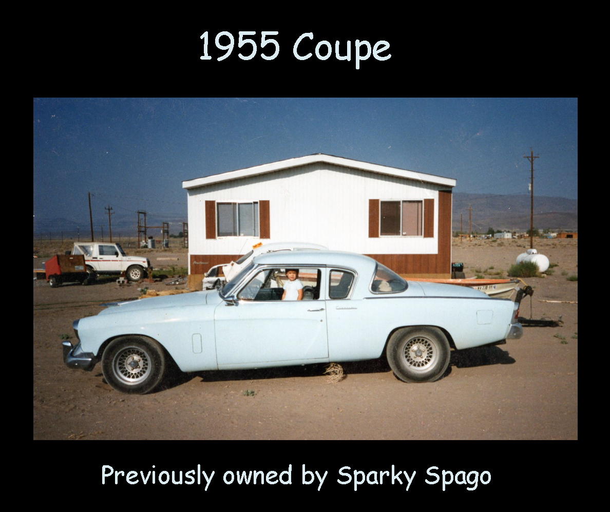 Sparkys 55 coupe