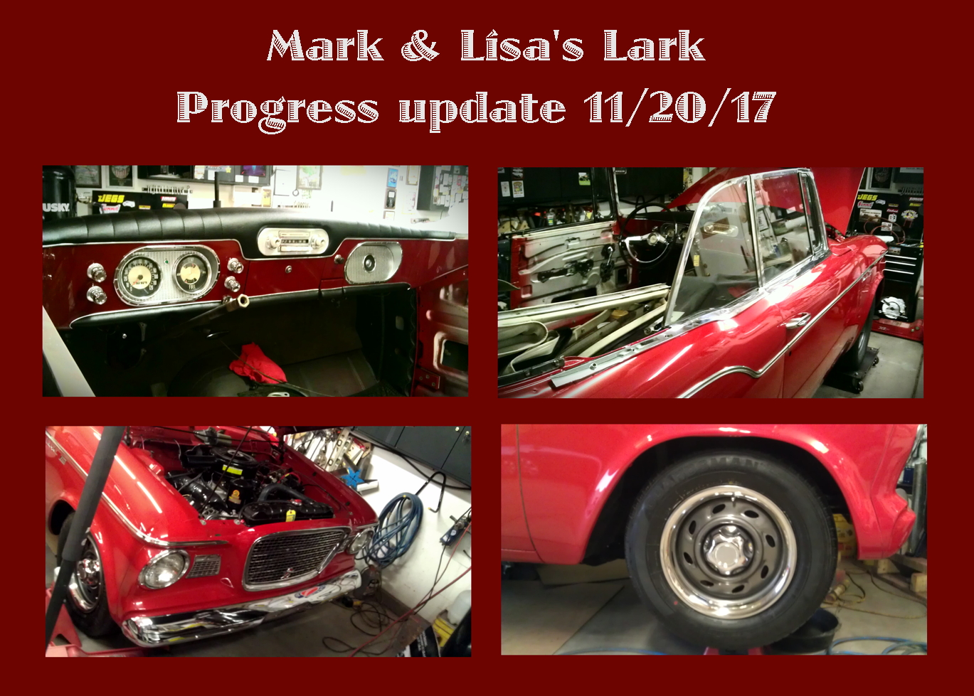 Westberg Lark Nov 20