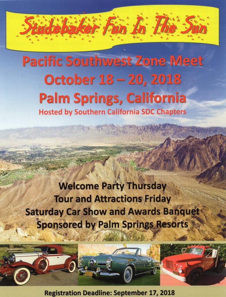 Zone Meet flyer